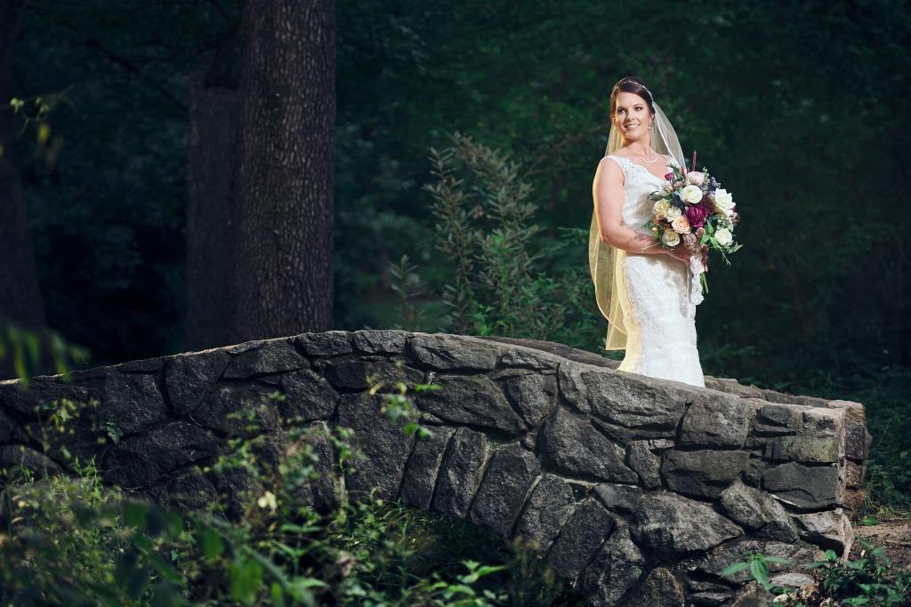 Jessica Middleton Bridal Portrait